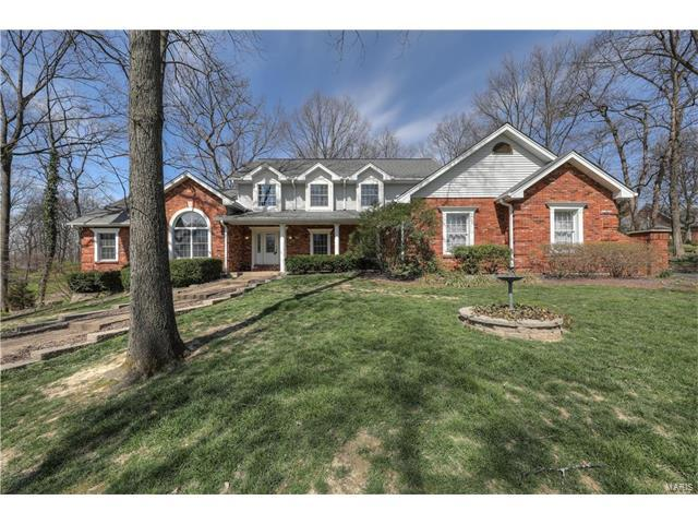 5 Huntington Forest Drive, Saint Charles, MO 63301 (#17009044) :: The Kathy Helbig Group