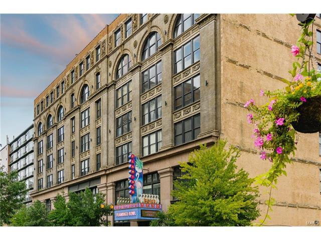 1113 Washington Avenue #511, St Louis, MO 63101 (#17010844) :: Clarity Street Realty