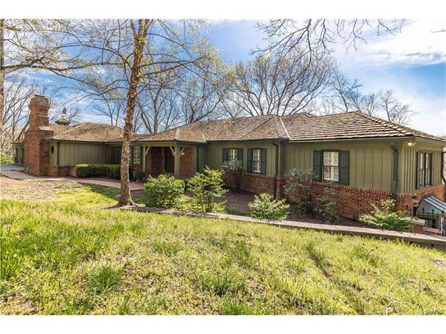 45 Chesterfield Lakes Road, Chesterfield, MO 63005 (#17014894) :: Clarity Street Realty