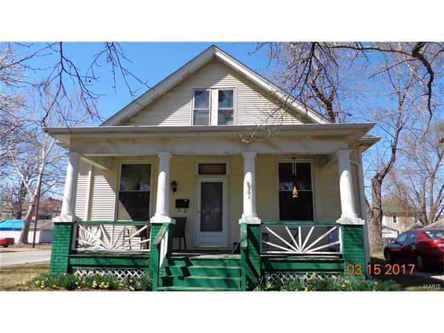 2301 Edison Avenue, Granite City, IL 62040 (#17022033) :: Clarity Street Realty