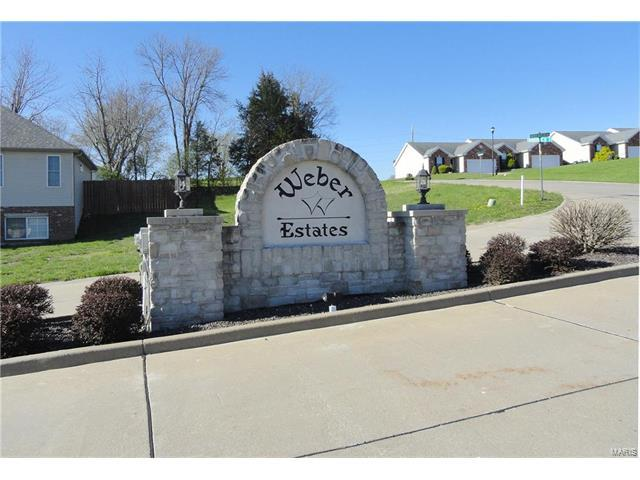 2112 Kuenzel (Lot 18), Washington, MO 63090 (#17024772) :: Holden Realty Group - RE/MAX Preferred