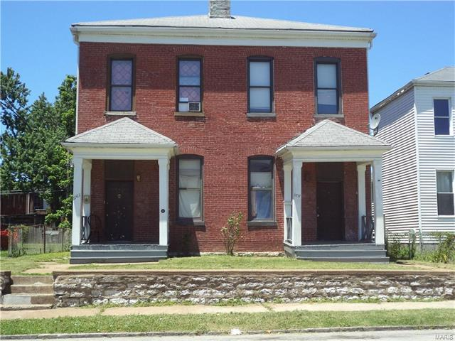 6711 Michigan Avenue, St Louis, MO 63111 (#17025634) :: Gerard Realty Group