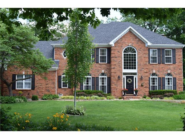 7 Roseberry Topping Court, Weldon Spring, MO 63304 (#17026319) :: Clarity Street Realty