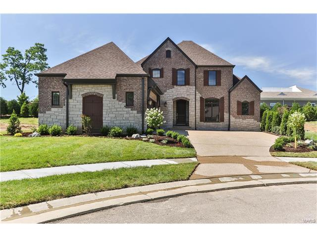 11229 Mosley Manor Court, Creve Coeur, MO 63141 (#17028515) :: Johnson Realty