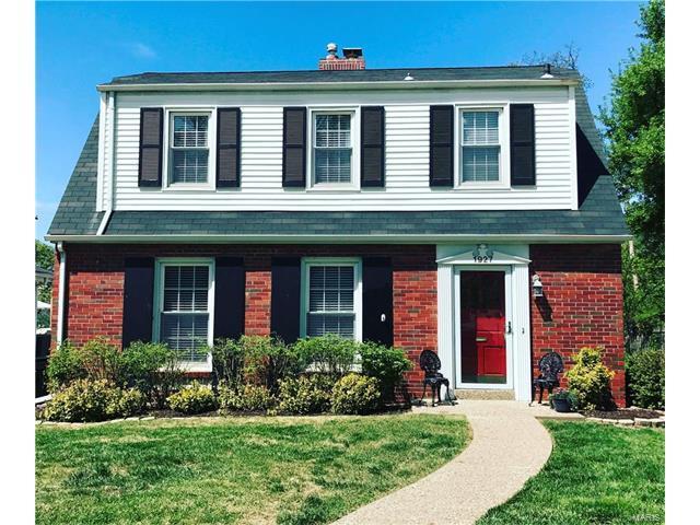 1927 Parkridge Avenue, Brentwood, MO 63144 (#17032619) :: RE/MAX Vision