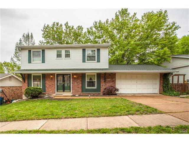 3478 Brookstone View Drive, Oakville, MO 63129 (#17033625) :: Kelly Hager Group | Keller Williams Realty Chesterfield
