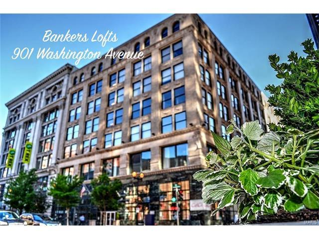 901 Washington Avenue #308, St Louis, MO 63101 (#17035277) :: Clarity Street Realty