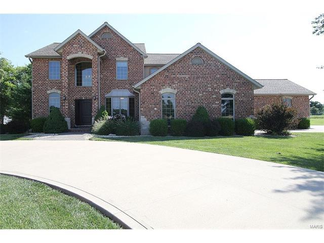 3647 Sweet Briar Lane, Columbia, IL 62236 (#17036546) :: Holden Realty Group - RE/MAX Preferred