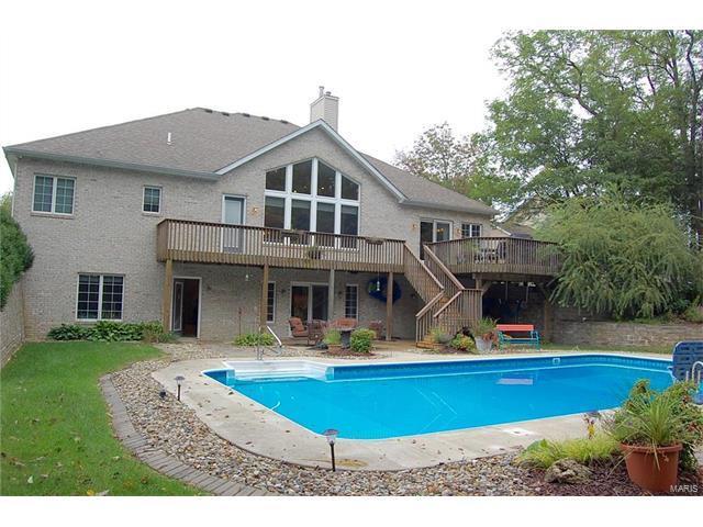 1092 Prestonwood Drive, Edwardsville, IL 62025 (#17037434) :: Johnson Realty