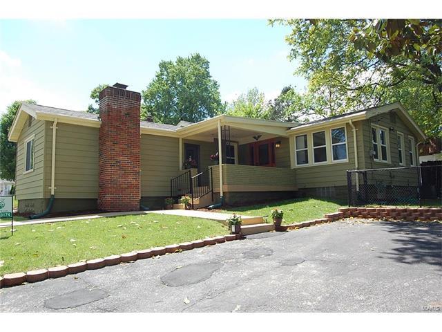 5700 Heege Road, St Louis, MO 63123 (#17037449) :: Johnson Realty