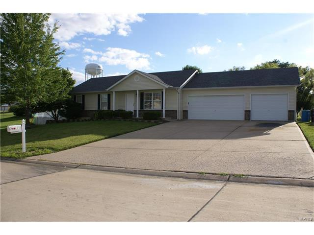 31 Treasure Island Drive, Troy, MO 63379 (#17038889) :: Holden Realty Group - RE/MAX Preferred