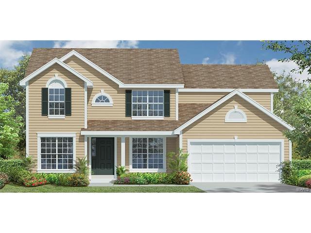 503 Pleasant Breeze Drive Tbb, Wentzville, MO 63385 (#17039610) :: Sue Martin Team