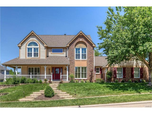 1623 Carman Manor Court, Manchester, MO 63021 (#17039885) :: The Kathy Helbig Group