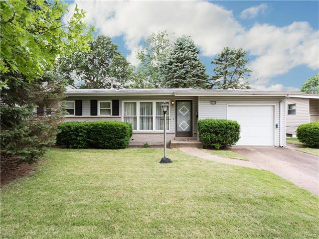 1080 Florland Drive, Florissant, MO 63031 (#17040289) :: Clarity Street Realty