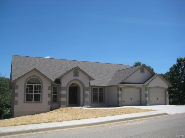 184 Jared Street, Waynesville, MO 65583 (#17040317) :: The Kathy Helbig Group
