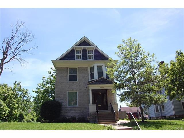 6048 Cates Avenue, St Louis, MO 63112 (#17040650) :: Johnson Realty