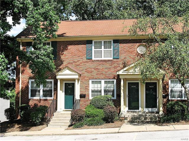 1520 Swallow Drive, Brentwood, MO 63144 (#17041361) :: RE/MAX Vision