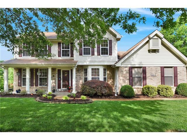 1617 Praise Boulevard, Fenton, MO 63026 (#17041463) :: The Becky O'Neill Power Home Selling Team