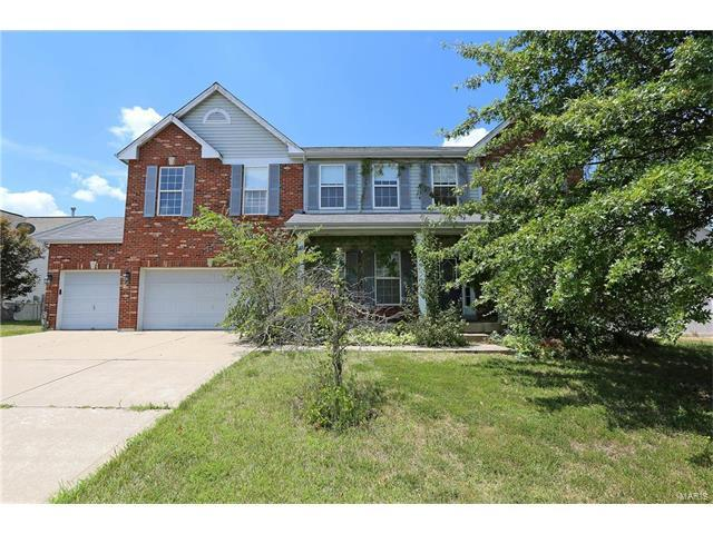 31 Old Williamsburg, Wentzville, MO 63385 (#17042836) :: RE/MAX Vision