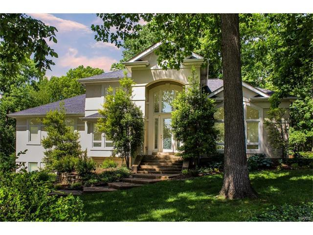 12 Saybridge, Manchester, MO 63011 (#17043309) :: The Becky O'Neill Power Home Selling Team