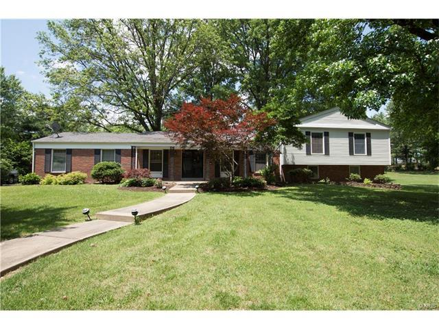 549 Fairways Circle, Creve Coeur, MO 63141 (#17043574) :: Johnson Realty