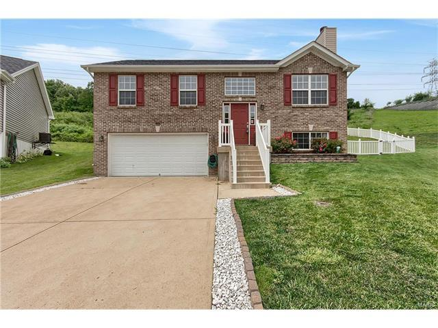 905 San Luis Drive, Fenton, MO 63026 (#17043631) :: The Becky O'Neill Power Home Selling Team