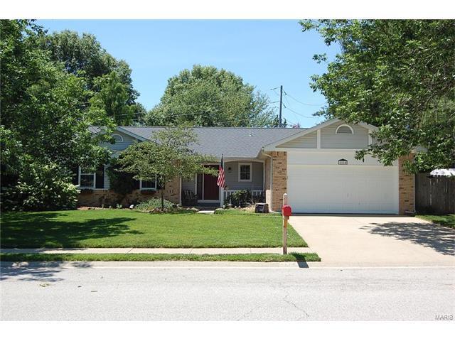 1114 Creekside Court, O Fallon, IL 62269 (#17043632) :: Johnson Realty