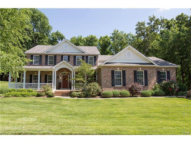 755 Southbrook Forest Court, Weldon Spring, MO 63304 (#17043792) :: Kelly Hager Group | Keller Williams Realty Chesterfield