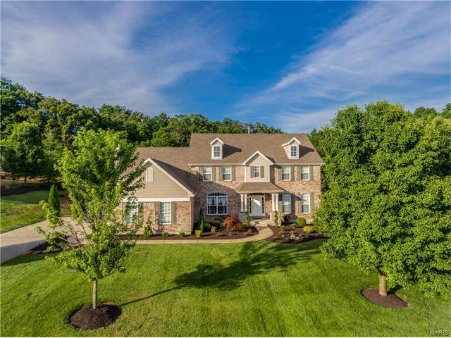 10557 Anton Place, Sunset Hills, MO 63128 (#17044178) :: The Becky O'Neill Power Home Selling Team