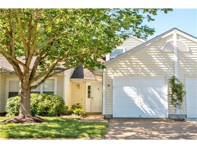 110 Carnegie Court, Valley Park, MO 63088 (#17044274) :: The Becky O'Neill Power Home Selling Team