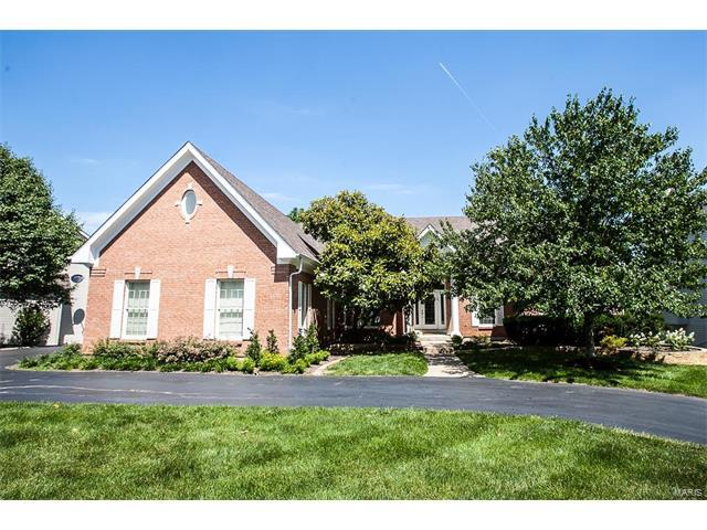 12770 Wynfield Pines Court, Des Peres, MO 63131 (#17045082) :: RE/MAX Vision