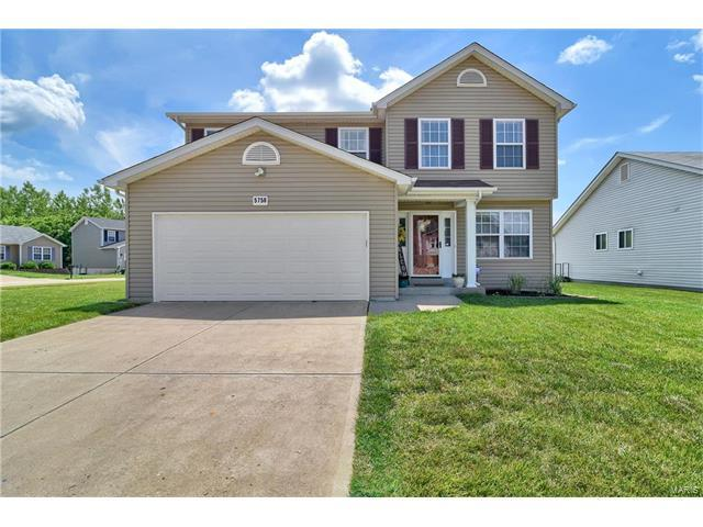 5758 Portsmouth Lane, House Springs, MO 63051 (#17045377) :: The Becky O'Neill Power Home Selling Team