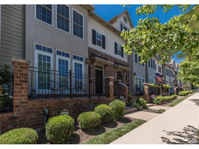 213 S Taylor Avenue #16, Kirkwood, MO 63122 (#17045492) :: Johnson Realty