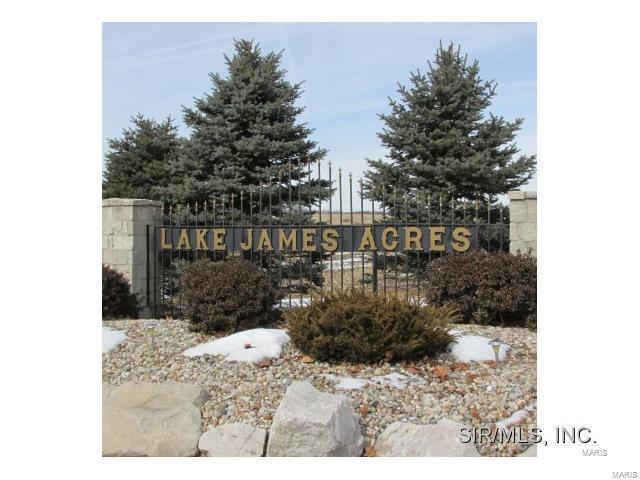 7542 Lake James Drive, Edwardsville, IL 62025 (#17045806) :: Peter Lu Team