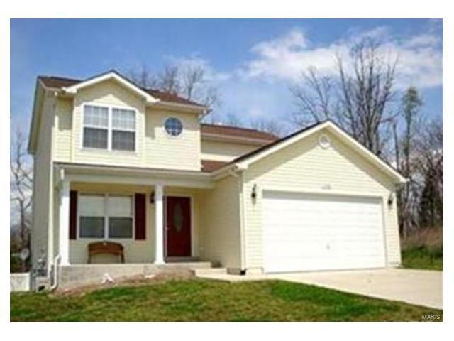 0 Hawks Pointe Elm Model, Hillsboro, MO 63050 (#17045868) :: Walker Real Estate Team