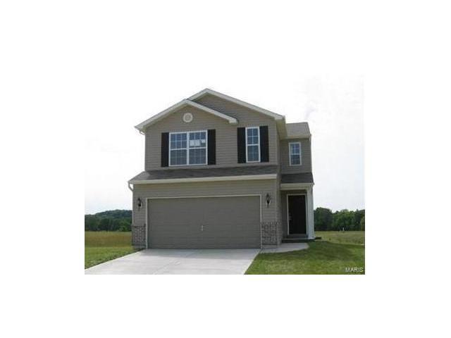0 Hawks Pointe Mulberry Model, Hillsboro, MO 63050 (#17045870) :: Walker Real Estate Team