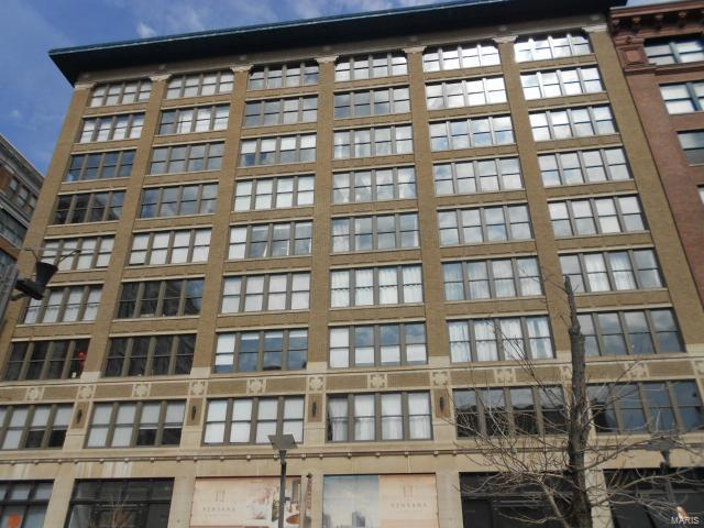 1635 Washington Ave. #809, St Louis, MO 63103 (#17046616) :: Carrington Real Estate Services