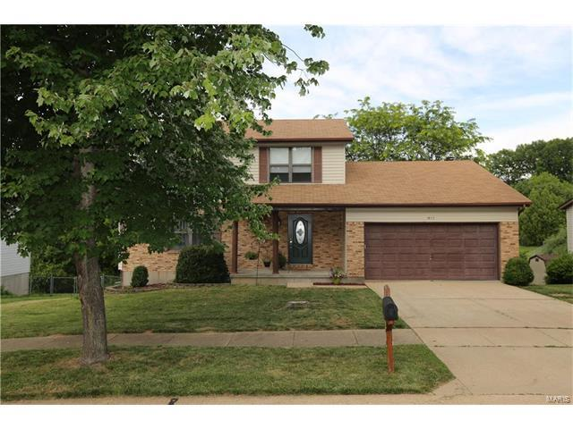 1917 Saint Christopher Way, Arnold, MO 63010 (#17046714) :: Clarity Street Realty