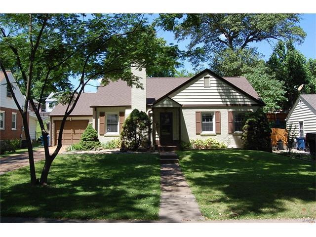 7221 Cranston, St Louis, MO 63123 (#17046805) :: Johnson Realty