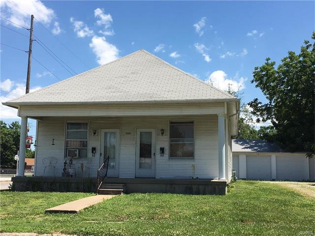 500 Louisa Avenue, Dupo, IL 62239 (#17047401) :: Fusion Realty, LLC