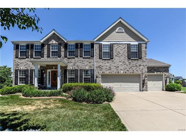 915 Bannon Circle Court, Lake St Louis, MO 63367 (#17047412) :: Kelly Hager Group | Keller Williams Realty Chesterfield
