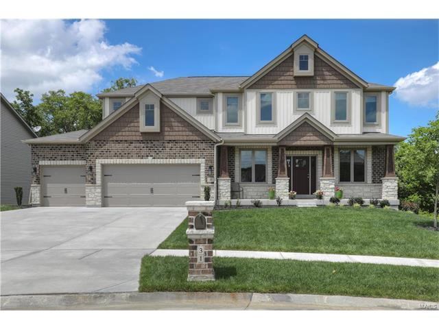 31 Katie Marie Court, Wentzville, MO 63385 (#17047416) :: The Kathy Helbig Group