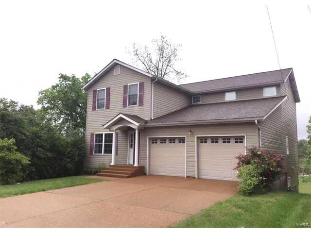 2838 Brazeau Avenue, Brentwood, MO 63144 (#17047461) :: RE/MAX Vision