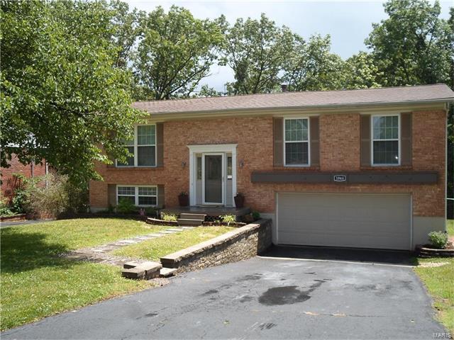 1044 Carole Lane, Ellisville, MO 63021 (#17047479) :: The Kathy Helbig Group