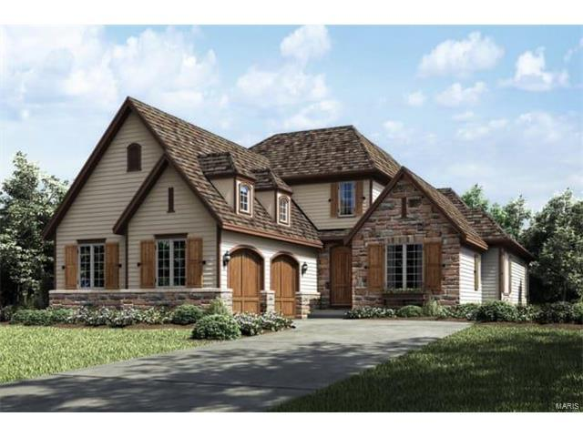 12704 Creekside View Drive, Creve Coeur, MO 63141 (#17047993) :: Johnson Realty