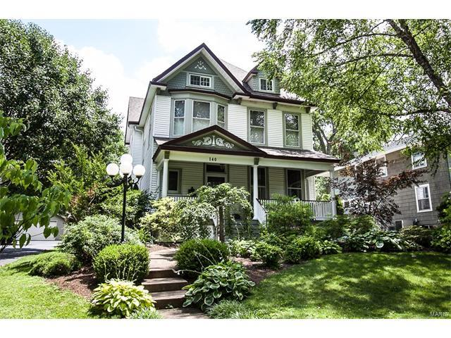 140 S Elm Avenue, Webster Groves, MO 63119 (#17048038) :: Clarity Street Realty