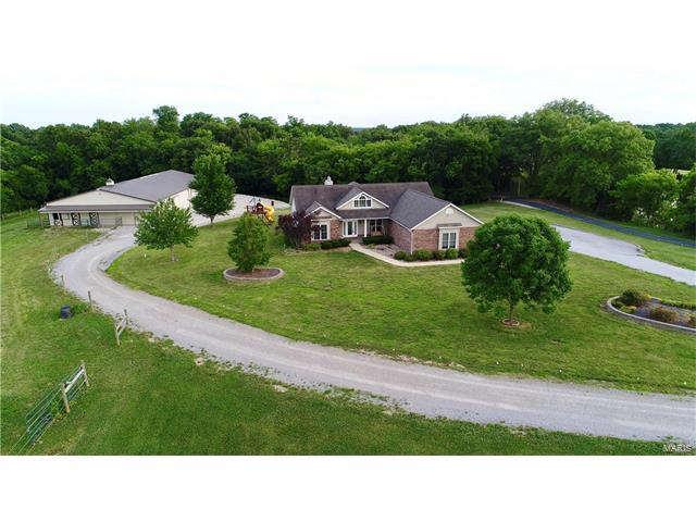 3508 Hh Road, Waterloo, IL 62298 (#17048099) :: Clarity Street Realty