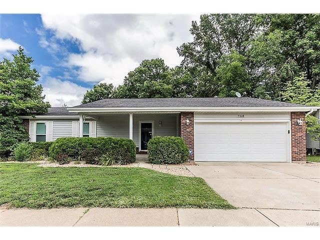 6128 Clovergreen, St Louis, MO 63129 (#17048161) :: RE/MAX Vision