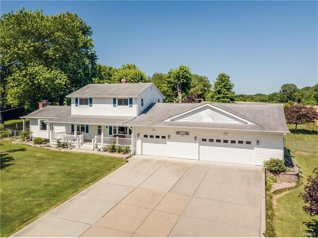 16195 Old Jamestown Road, Florissant, MO 63034 (#17048277) :: Clarity Street Realty