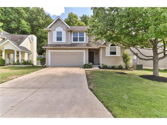 416 Seton Hall Court, Valley Park, MO 63088 (#17048365) :: The Becky O'Neill Power Home Selling Team
